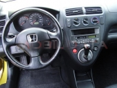 Honda Civic 2002.09 Manuális klíma