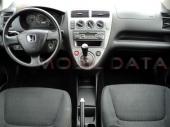Honda Civic 2003.07 Manuális klíma