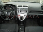 Honda Civic 2003.09 Automata klíma