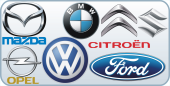 Autó specifikus listák