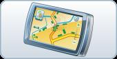 Beépített GPS-es autórádiók, fejegységek