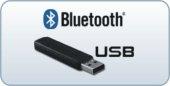 Bluetooth és USB