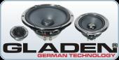 Gladen Audio hangszórók
