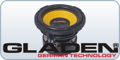 Gladen Audio mélynyomók