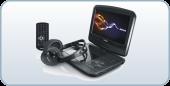 Hordozható DVD lejátszók Lenco