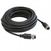 ABM tolatókamera tehergépkocsi hosszabbító kábel (vízhatlan 28 méter)