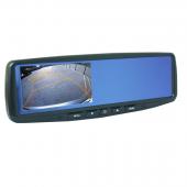 ABM univerzális 4,3 coll TFT-LCD monitor (visszapillantó tükörbe integrálva)