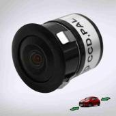 ABM univerzális parkolósegéd kamera első/hátsó szereléshez (befúrható)