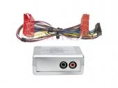 AUX-IN Adapter Audi 8 érintkezős (miniISO) csatlakozóval 44VADX001