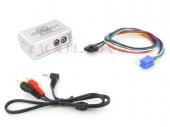 AUX-IN Adapter SEAT 8 érintkezős (miniISO) csatlakozóval CTVSTX002