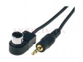 AUX-IN kábel Alpine AI-NET sorozathoz és JVC rádiókhoz 510201-JACK