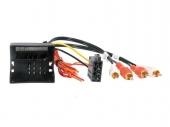 Aktív system adapter Audi/Seat/VW Quadlock csatlakozóval BOSE hangrendszerhez 1335-50