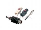 Antenna adapter kábel RAKU 2 / FAKRA M csatlakozós antennákhoz 15.7581112