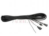 Antenna kábel RAKU 2 csatlakozós antennákhoz ISO 5,6 m 15-7581062