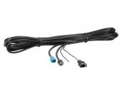 Antenna kábel RAKU 2 csatlakozós antennákhoz FAKRA 5,6 m 15-7581139