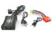 Audi MP3/USB/SD/AUX illesztő Mini ISO csatlakozóval szerelt rádiókhoz 44UADS003