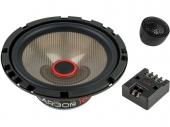 Audio System CARBON 165 kétutas komponens hangszóró rendszer