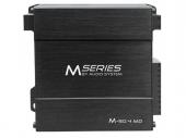 Audio System M-50.4MD MIKRO D osztályú autóhifi erősítő 4 csatornás