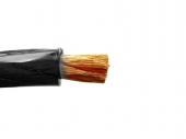 Autóhifi OFC réz tápkábel erősítőhöz 10 mm2 Fekete Gladen GA10B