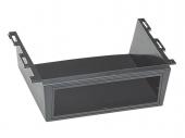 Autórádió beszerelő fiók ISO méretű 1 DIN rádióhoz 380307-C