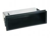 Autórádió nyílás takaró fiók Dupla ISO kerethez 571960-C