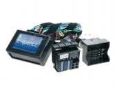 BMW 1 - 3 - 5 2005-> kormánytávkapcsoló interface-hez tolatóradar adapter  42R-BM-005