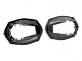 BMW 3 (E36) hangszóró beszerelő keret 160x240mm hátsó oldal polc 271023-04