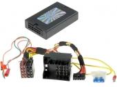Kormánytávkapcsoló interface BMW 1, 3, 5, 6, 7, Mini CTSBM005.2