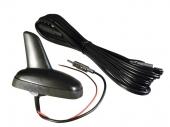 Cápauszony erősítős antenna AM-FM 500028/C