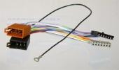 Chrysler OEM rádió ISO csatlakozó 554201