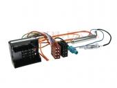 Citroen - Peugeot ISO + Phantom csatlakozó 552152-DIN