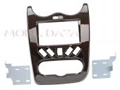 Dacia Duster 2 DIN rádió beépítő keret 381250-02-3