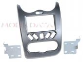 Dacia Duster 2 DIN rádió beépítő keret 381250-02-2