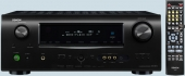 Denon AVR-1610 5.1 csatornás A/V surround házimozi rádióerősítő