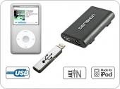Dension Gateway Lite 3 iPod és USB interface SEAT autókhoz MinISO csatlakozóval