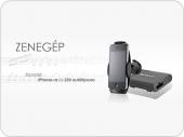 Dension iPhone bölcső kiterjesztő kit (Bluetooth-al és saját mikrofonnal) ( IPH1GW0 )