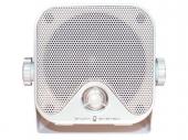 Dietz CX-4MW vízálló dobozos autóhifi hangszóró fehér párban