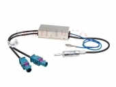 Dupla Fakra-DIN adapter 520134-D