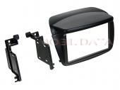 Fiat Doblo (263) 2010-> , Opel Combo 2012-> dupla DIN autórádió beépítő keret 381094-26
