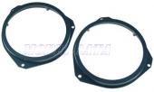 Fiat Grande Punto - Opel Astra - Corsa hangszóró keret 572286/C