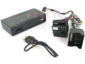 Ford MP3/USB illesztő Quadlock csatlakozóval szerelt rádiókhoz 44UFOS005