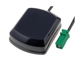 GPS antenna HRS.F csatlakozóval