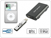 Dension Gateway Lite 3 iPod és USB interface Acura autókhoz