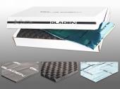 Gladen AERO akusztikai csillapító anyag készlet 2 ajtóra professzionál