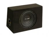 Gladen Audio M 10 ZD autóhifi subwoofer zárt ládában