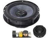 Gladen Audio ONE 165 A4-SQX két utas autóhifi hangszóró szett AUDI A4-B6/B7 autóba