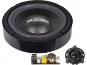 Gladen Audio ONE T6 két utas autóhifi hangszóró szett VW T6 autóba