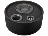 Gladen Audio RS 10 Round Box subwoofer reflex ládában