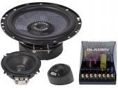 Gladen Audio SQX 165.3 három utas autóhifi hangszóró