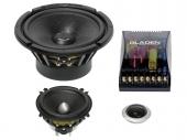 Gladen Audio Zero Pro 165.3 három utas High End autóhifi hangszóró szett